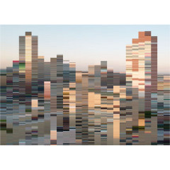 skyline 3, new york, 2008 I 33 x 28 inches I edition: 5