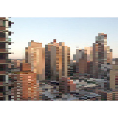skyline 1, new york, 2008 I 54 x 40 inches I edition: 5