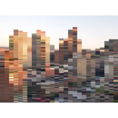 skyline 2, new york, 2008 I 30 x 40 inches I edition: 5